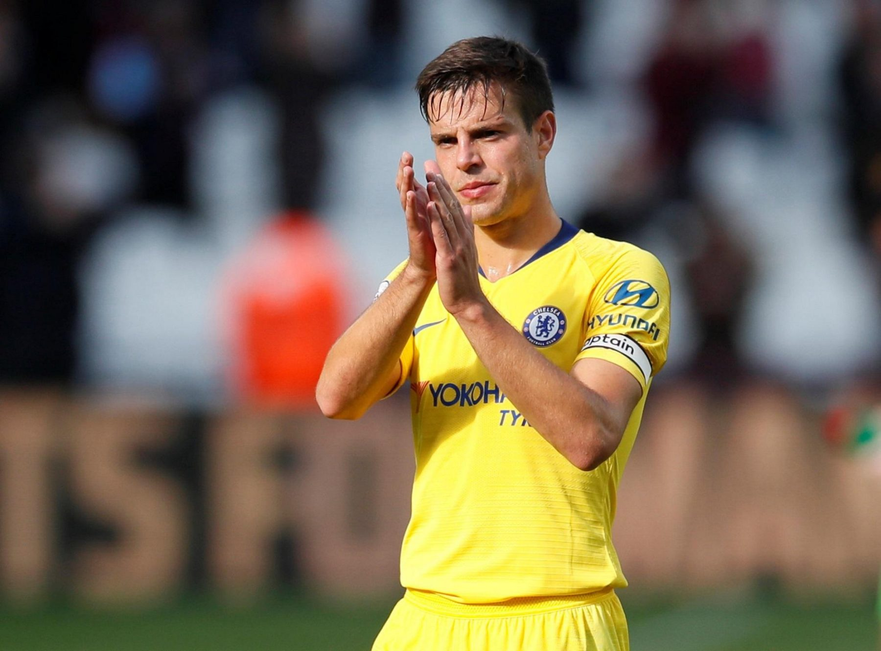 Blues Tie Down Azpilicueta