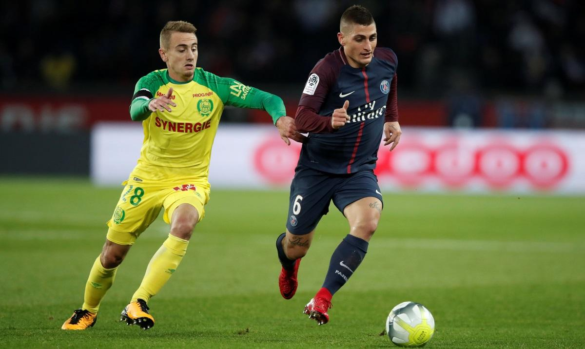Cottagers Eye Swoop On Nantes Star Rongier
