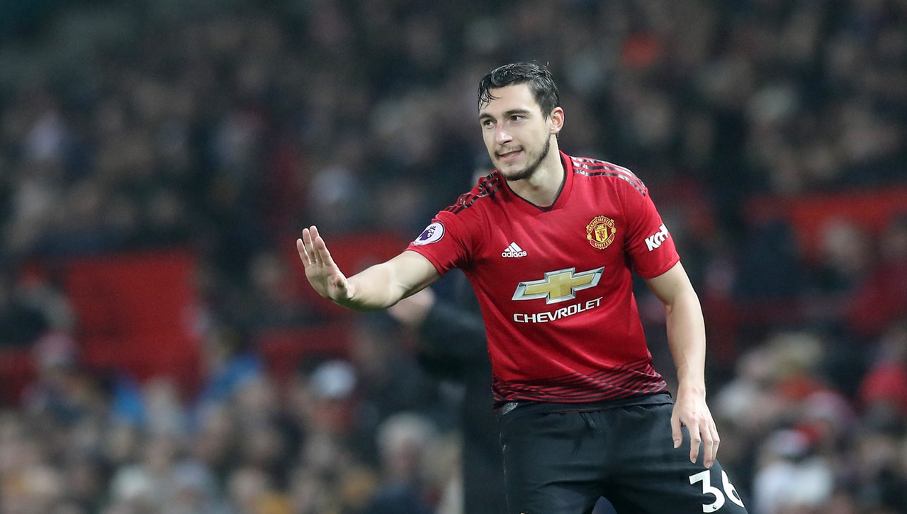 Darmian Issues 'Come And Get Me' Plea