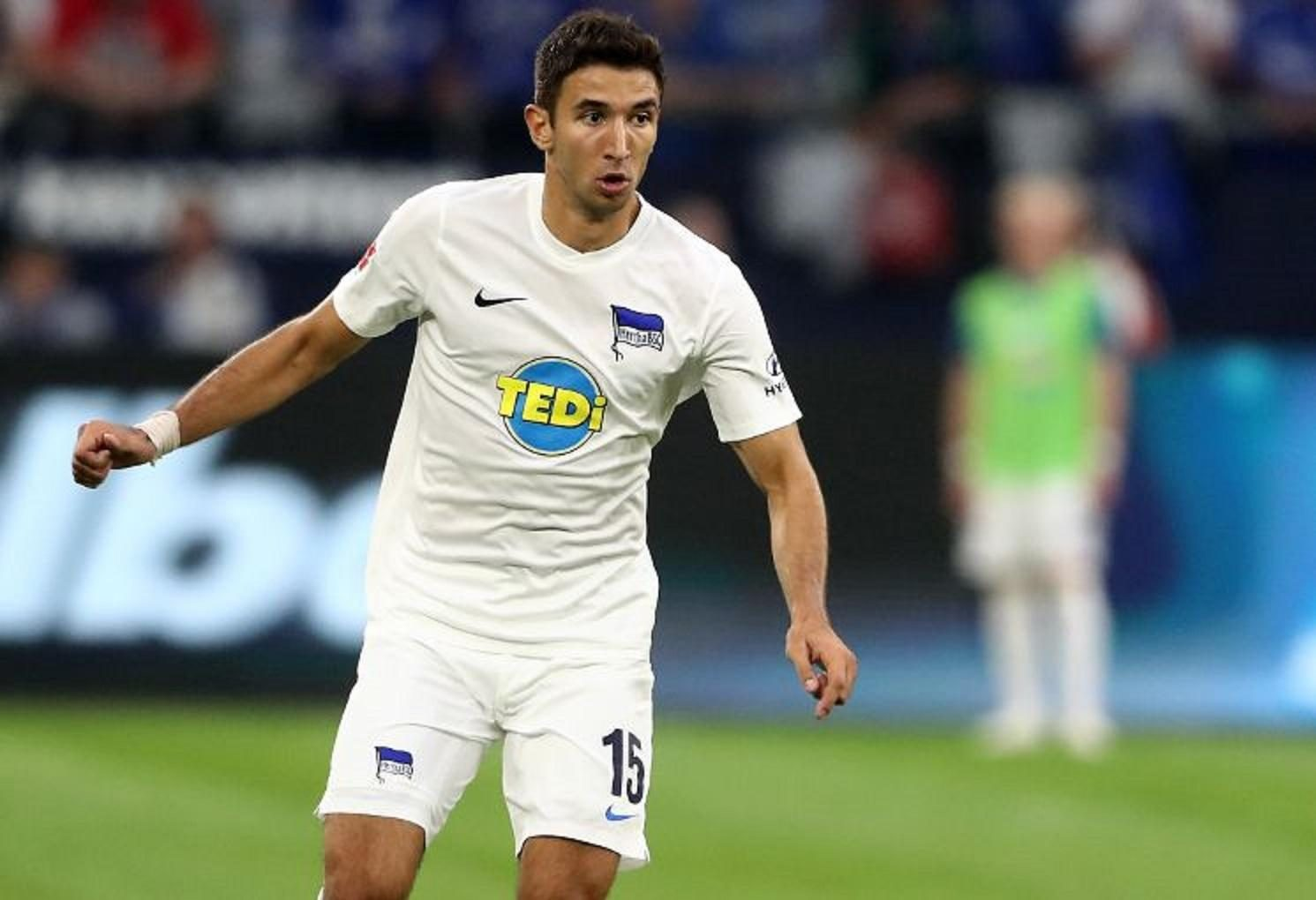 Grujic Open To Hertha Stay