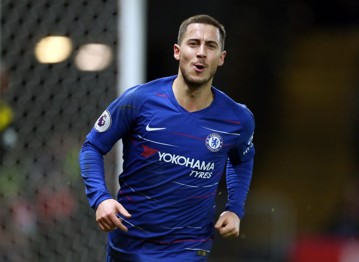 Hazard One Of The Best Says Sarri