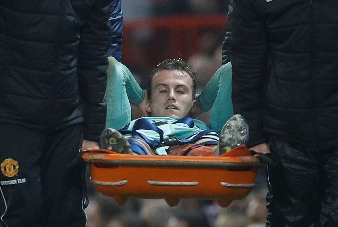 Injuries Mar Old Trafford Draw