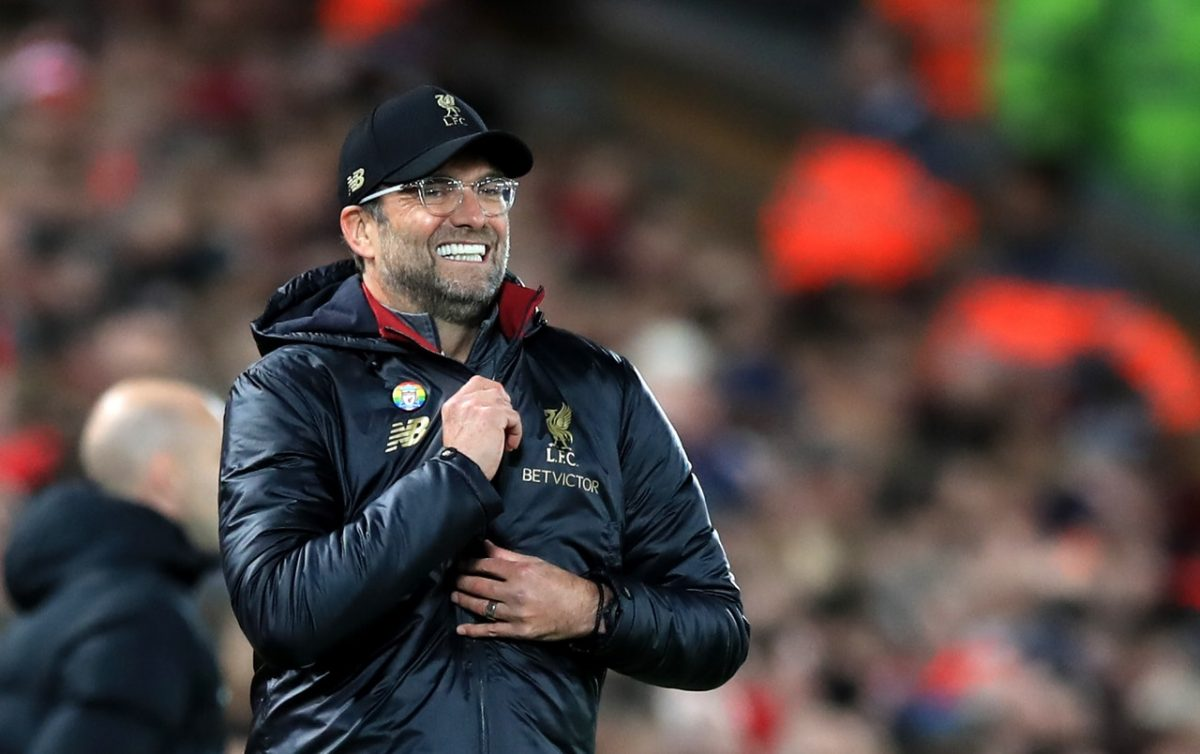Klopp Apologises For Celebration
