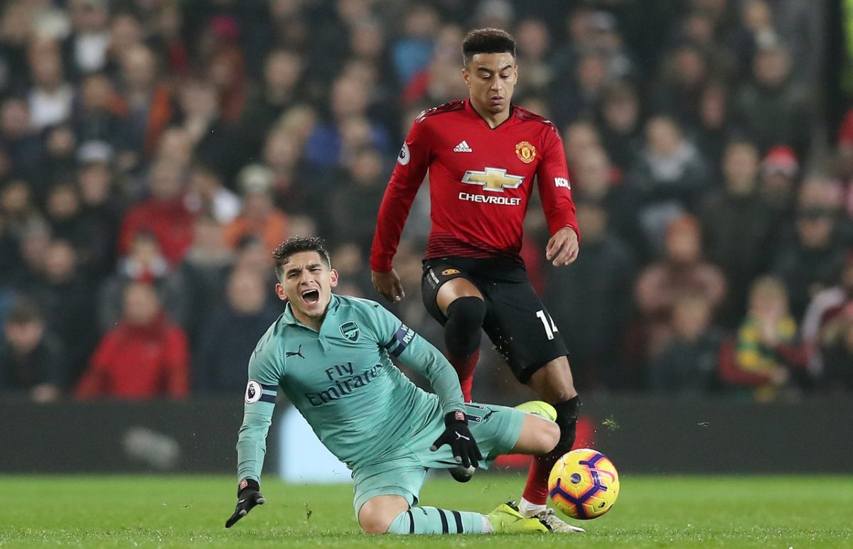 Lingard Ready To Help United kick On
