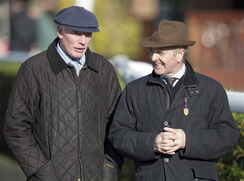 Moore Reveals Frodon Cheltenham Hopes