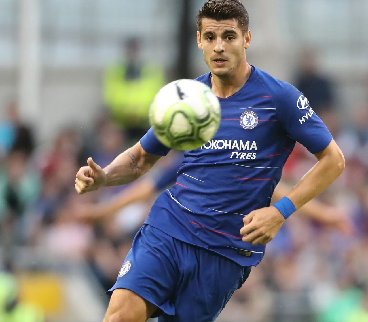 Morata Linked With Shock Barca Move