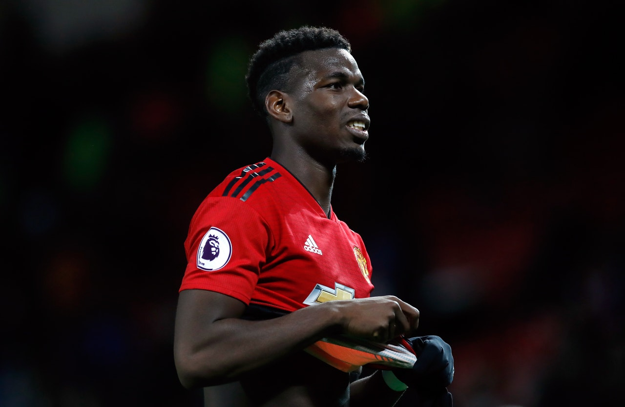 "Mourinho Labels Pogba "" A Virus"" – Report"