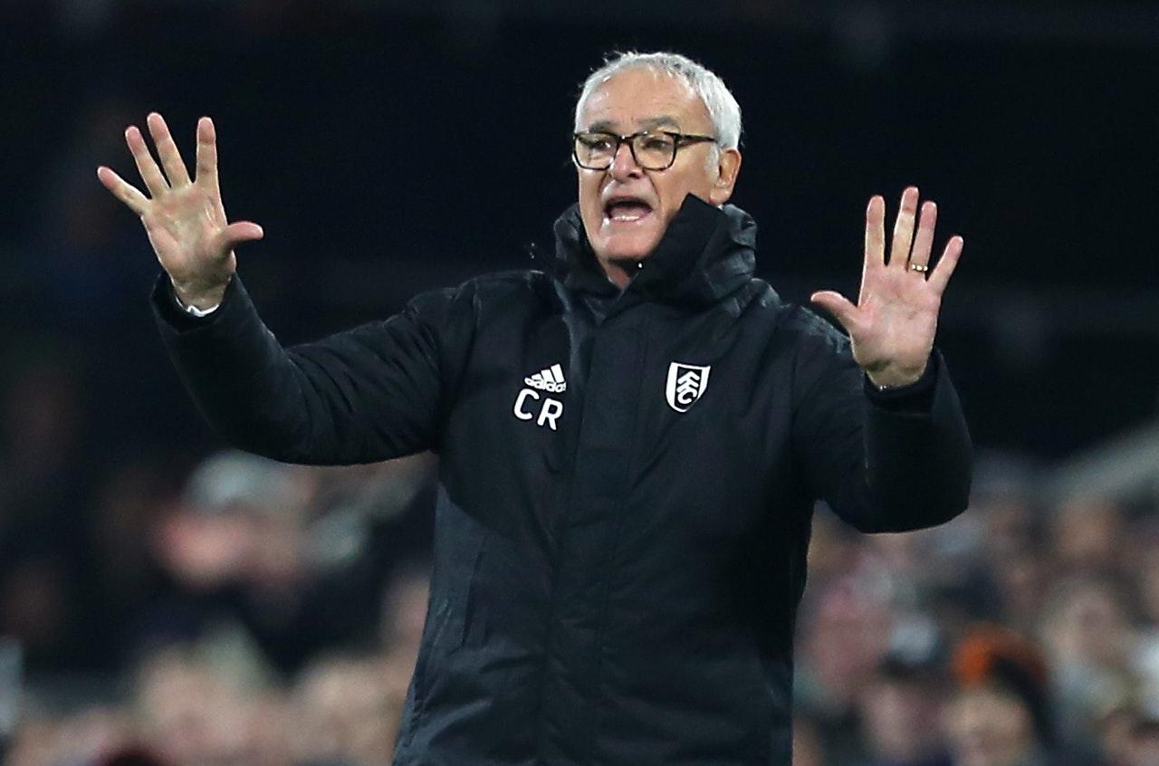 Ranieri Rues Early Lapse