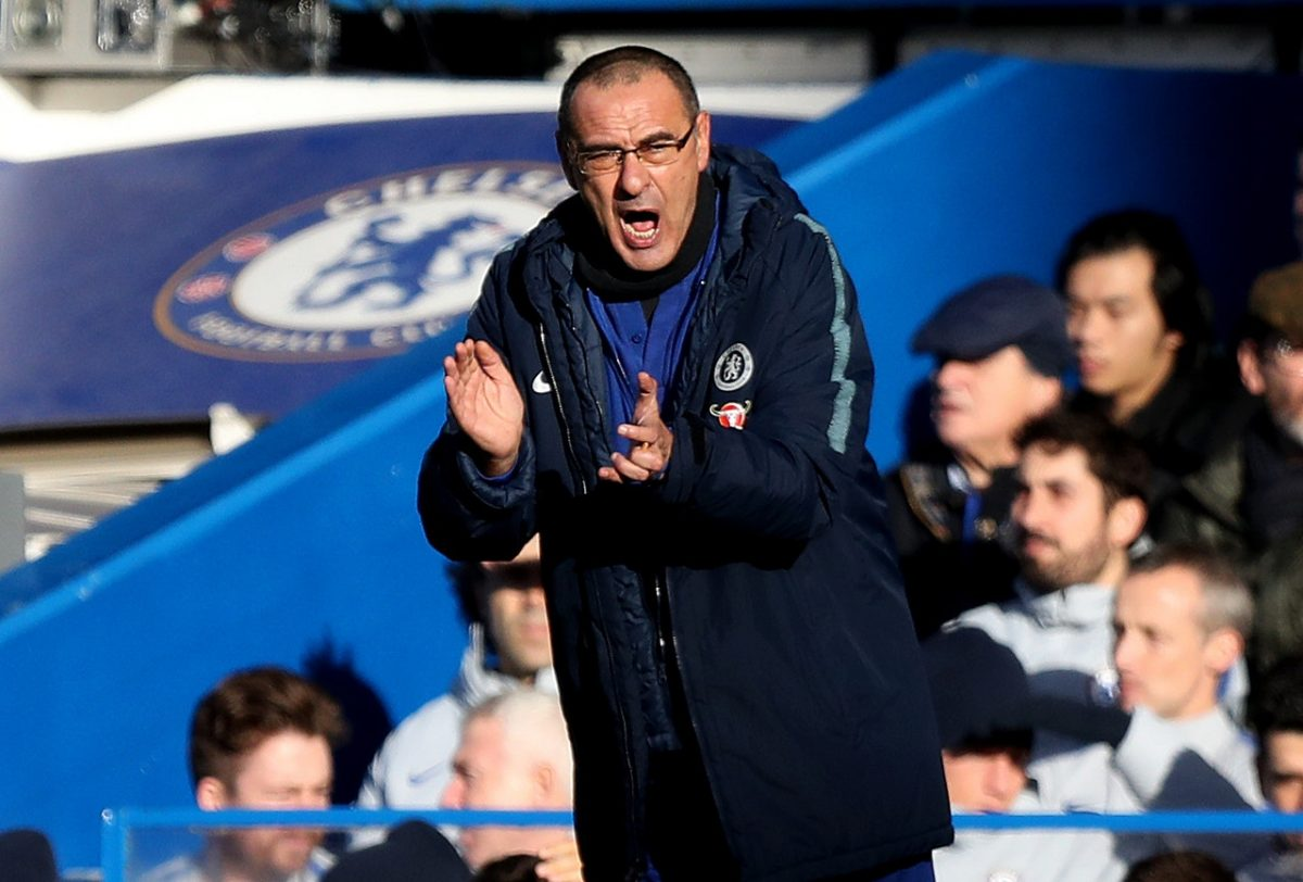 Sarri Relieved As Nervous Blues Win