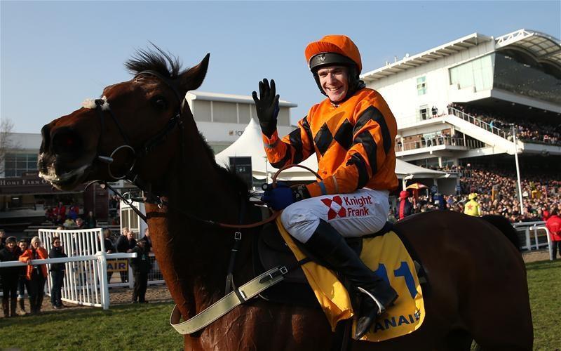 Scudamore Enjoys Emotional Newbury Win