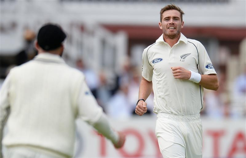 Southee Takes Five But Sri Lanka Hit Back