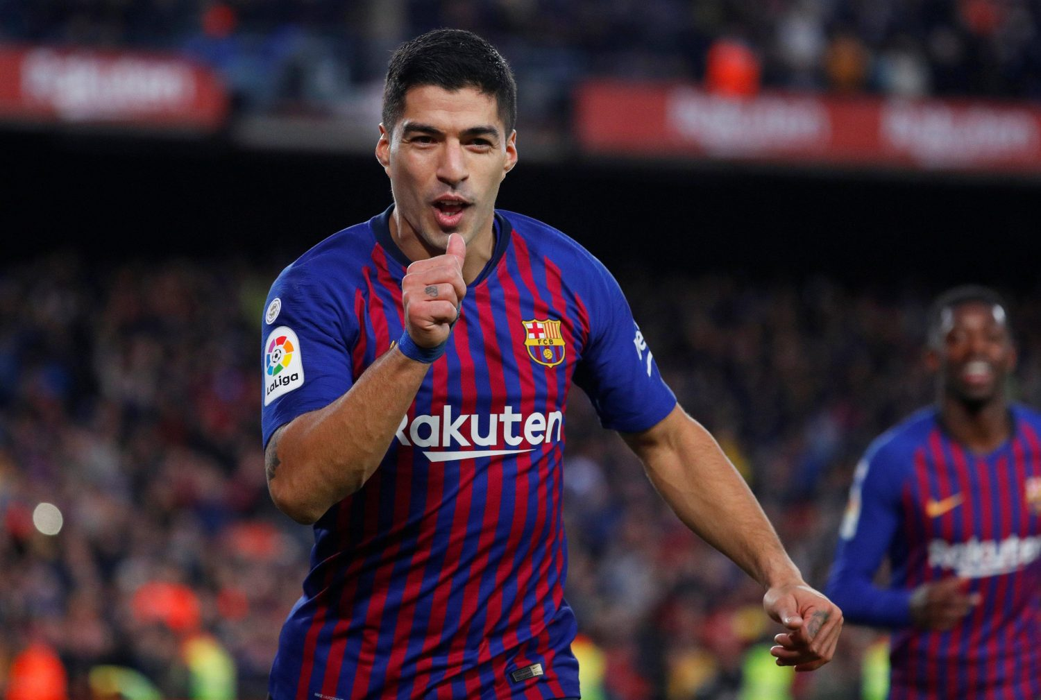 Suarez Out As Barca Rotate For Spurs