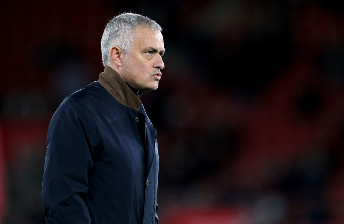 Top-Four Hopes Receeding – Mourinho