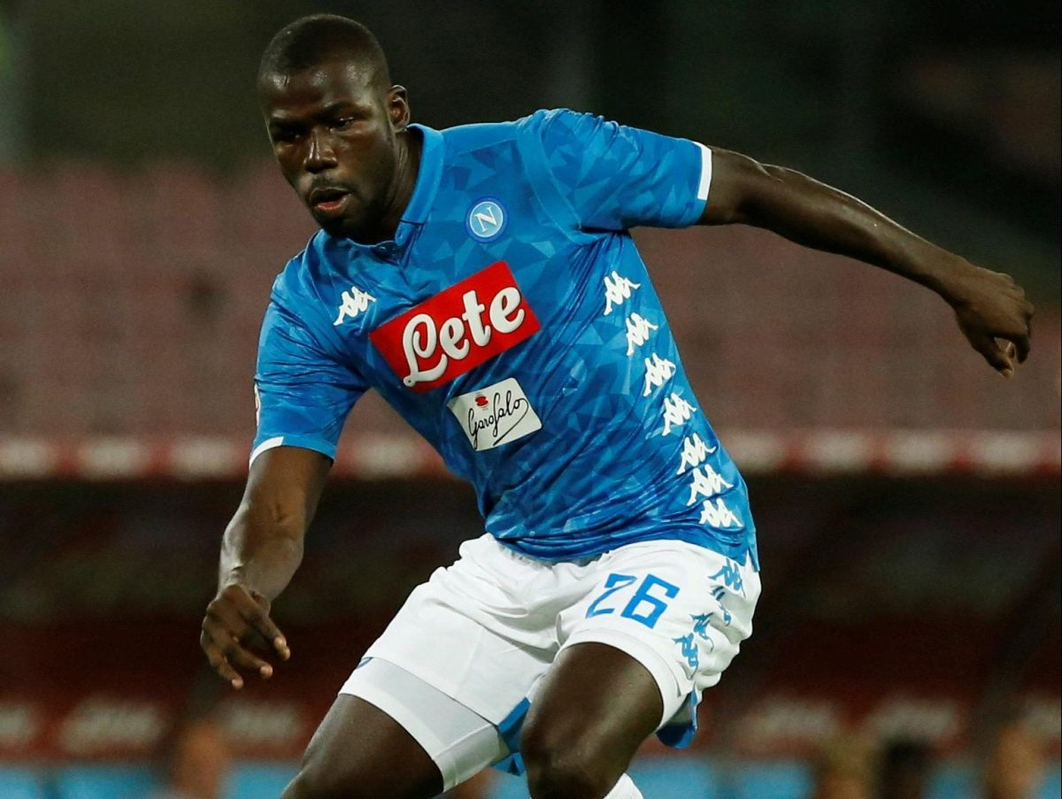 United Fail With Koulibaly Bid