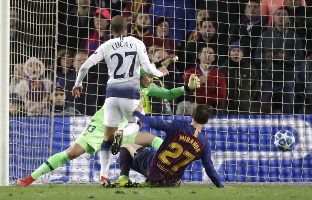 Valverde Accepts Spurs Draw