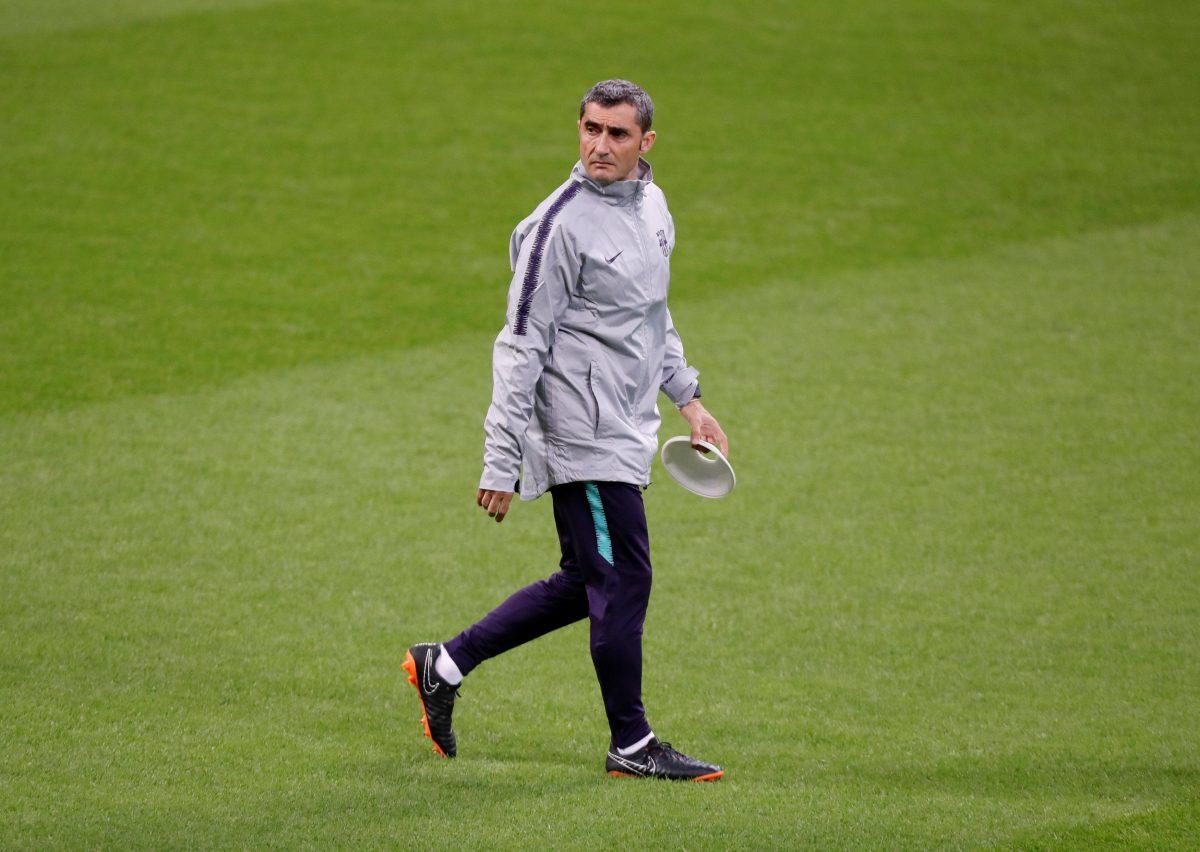 Valverde Expecting Intense Espanyol Battle
