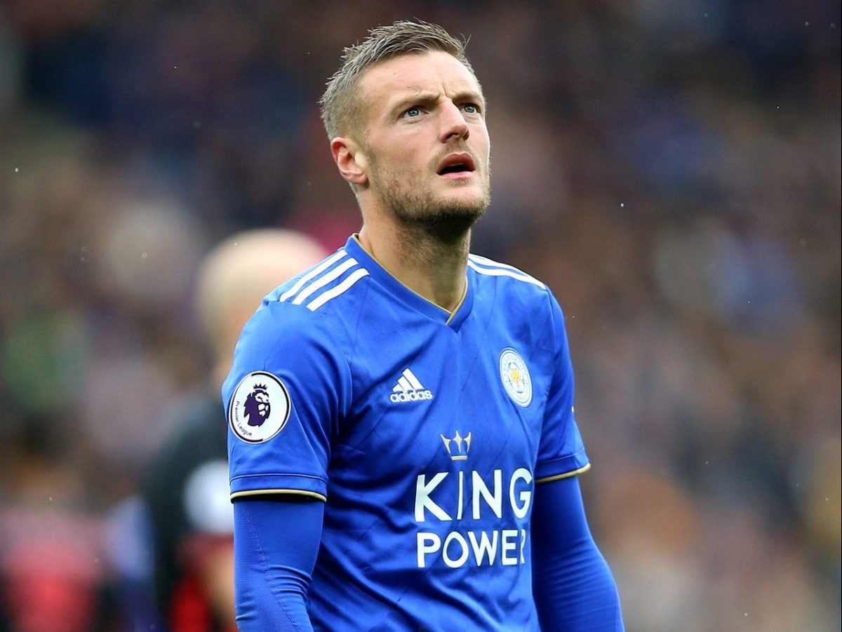 Vardy To Miss Tottenham Test